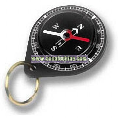 Companion Compass with keychain