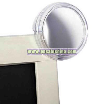 Rear view mirror for computer
