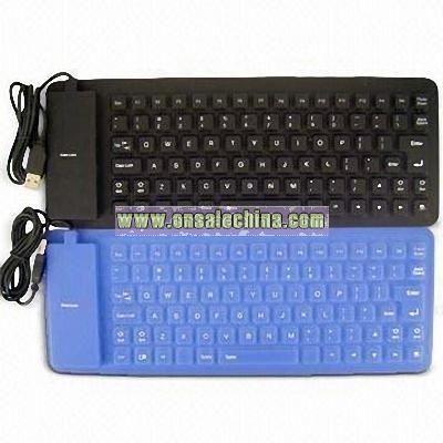 Silicone Flexible Keyboards