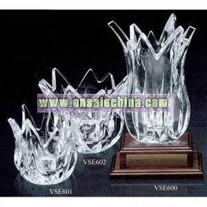 Crystal Lotus bowl