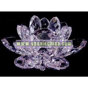 Crystal pink lotus