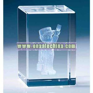 Crystal Present