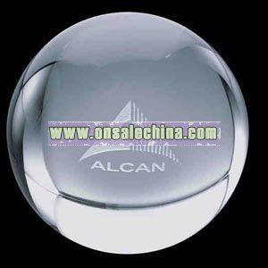 Optical crystal ball