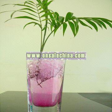 Crystal Soil Water Gel