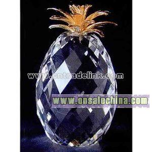 Crystal pineapple