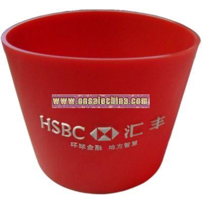 Reusable Silicone Cup Cozy
