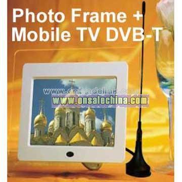 DVB-T Digital Photo Frame