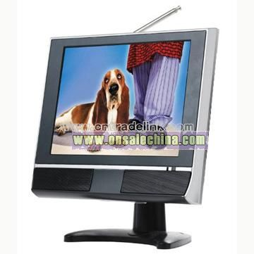 10.4 inch Color TV /PC Monitor with DPF, USB& Card Reader