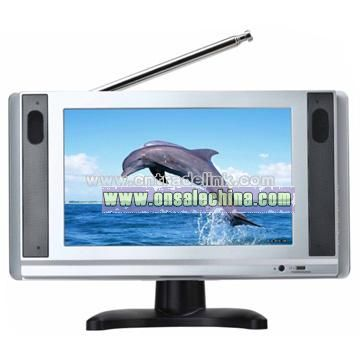 11 inch Monitor with TV, Card Reader & USB Functions