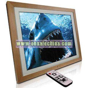15 inch multimedia photo display