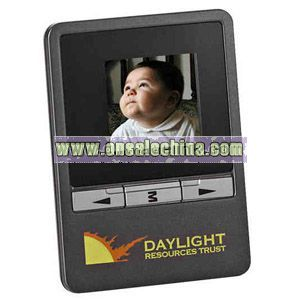 Magnetic digital photo frame