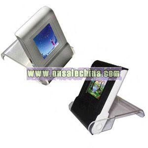 Desktop mini digital photo frame