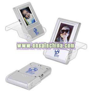 2.4 inch digital photo frame