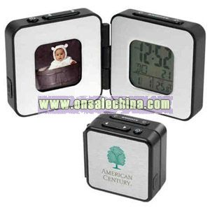 Digital Photo Frame & alarm clock