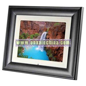 Nine inch digital photo frame