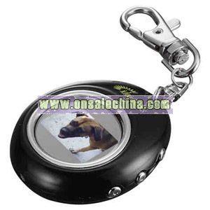 Pocket digital photo frame