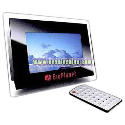 Multifunction Digital Photo Frame