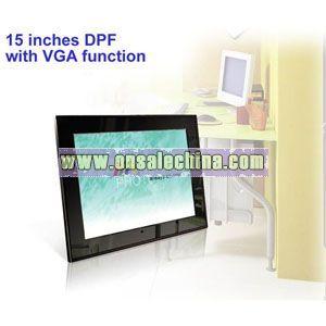 15 Inches Digital Photo Frame