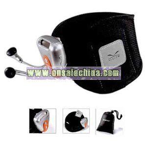 pedometer kit with earphones