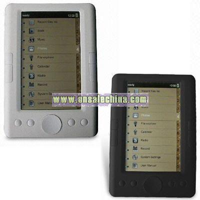 5.0-inch E-book Reader