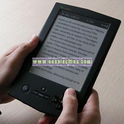 16-level Grayscale E-book Reader