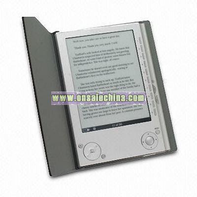 Portable E-book Reader