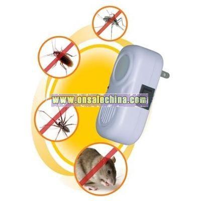 Ultrasonic Pest Repeller-Pest Control