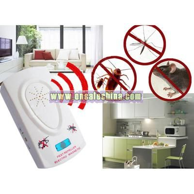 Insect Killer Ultrasonic Pest Repellent