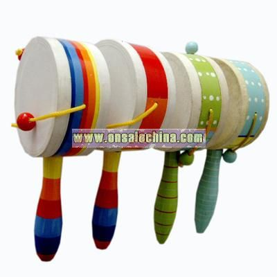 Toy Rattle-Color maraca