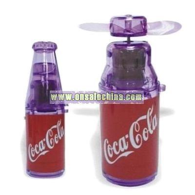 Promotional Cocacola mini Fan