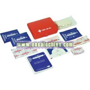 Small Promotional First Aid Kit