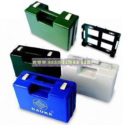 Multicolor First-aid Box