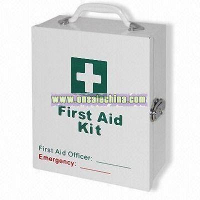 Antirust Powder First Aid Box