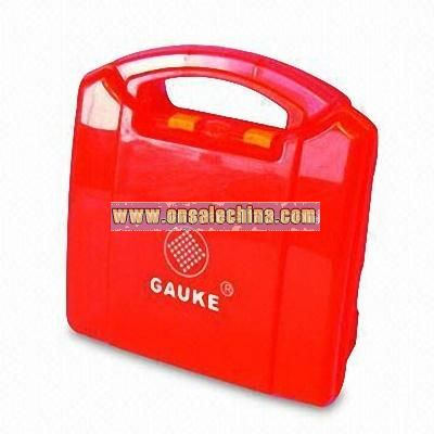 Red First-aid Box
