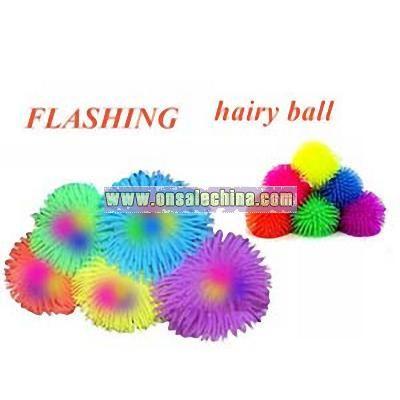 Flashing Hairy Ball