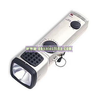 Flashlight Radio