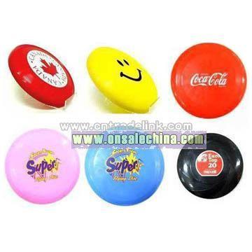 Round PP Frisbee