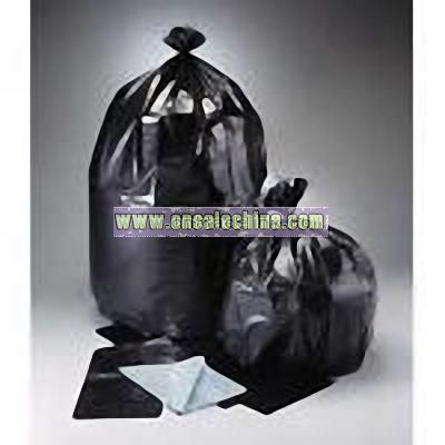 Garbage Bags -- Black