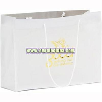 Clear Frost Tote