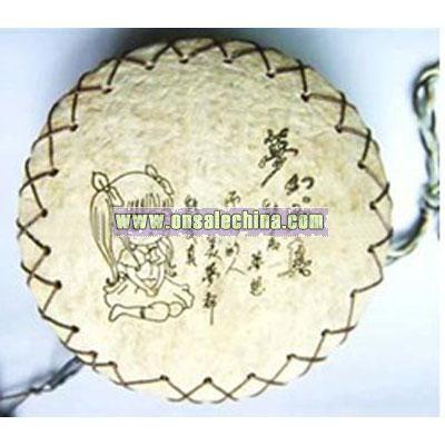 Coconut wallet Bag