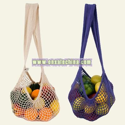 Cotton Shopping Bags on Cotton String Shopping Bag
