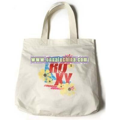 10L Shopper Bag - Eggshell