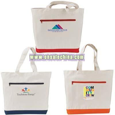 Spectra Cotton Canvas Shopper Bag