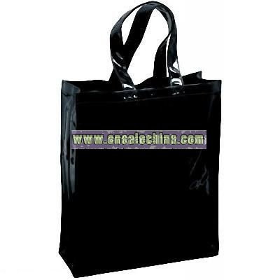 Glossy Pvc Shopping Bag