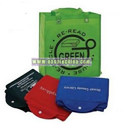 Non Woven Foldable Tote Bag