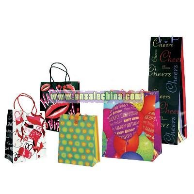 Musical Gift Bags