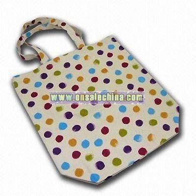 Canvas Fabric Shopping Bag