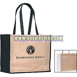 MOON NATURAL JUTE TOTE BAGS