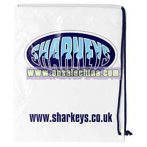 DUFFLE BAG PLASTIC CARRIER BAGS