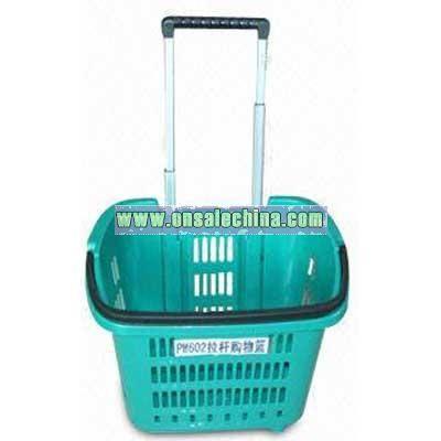 Handle Shopping Basket
